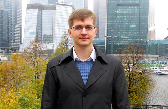 Управляющий партнер студии MainBit Сергей Анисимов