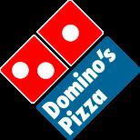 Создание корпоративного сайта Domino's Pizza - логотип